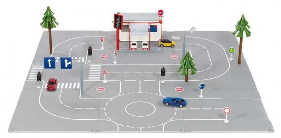 """SIKU World - Město startovací Set """"City"""""""