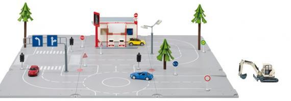 """SIKU World - startovací Set """"City"""" + dárek"""