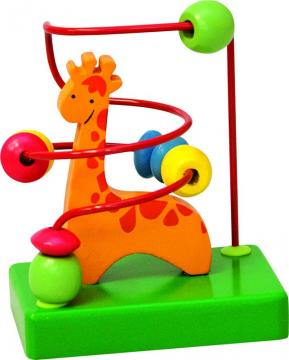 Motorický labyrint malý Žirafa