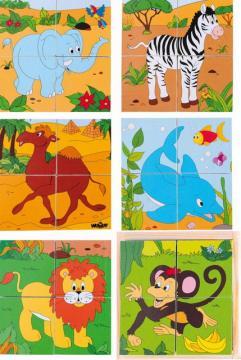 Woody Kubus 2x2 Safari