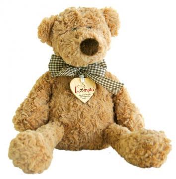 Medvěd Lumpin s mašlí 53 cm