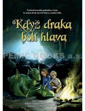 Kniha Když draka bolí hlava