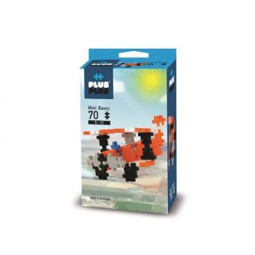 Plus-Plus Mini Basic 70ks - Letadlo
