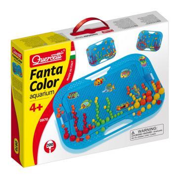 Fanta Color Design Aquarium