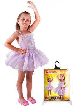 Kostým baletka velikost XS