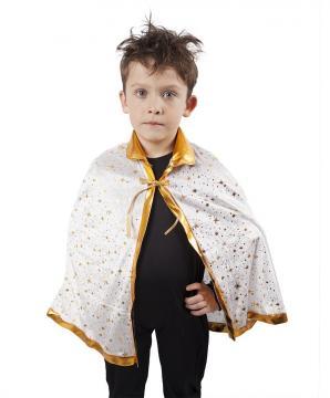 Plášť princ bílý, dětský