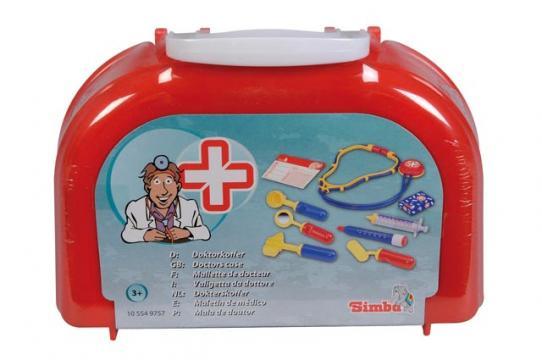 Doktorský kufřík plastový