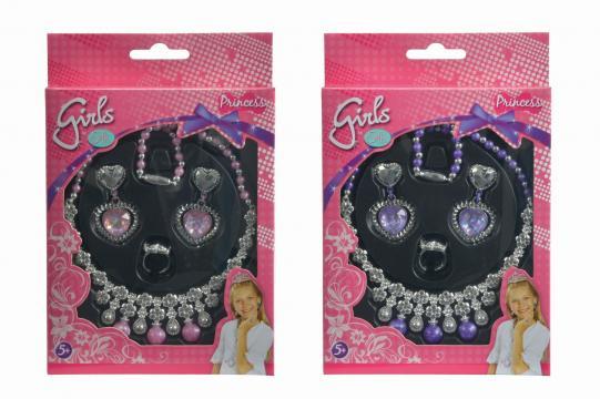 Sada šperků pro princezny, 2 druhy