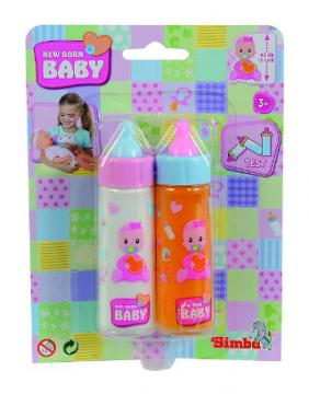 New Born Baby - Lahvičky pro panenky