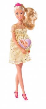Panenka Steffi Těhotná princezna
