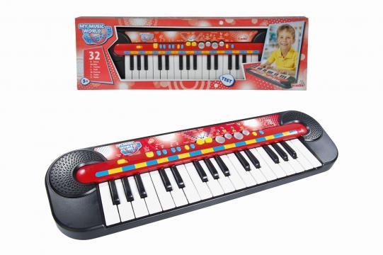 Piáno, 32 kláves