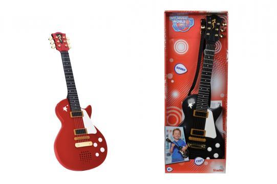 Rocková kytara