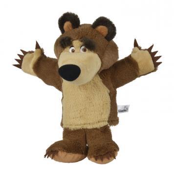 Máša a medvěd Maňásek medvěd Míša 28 cm