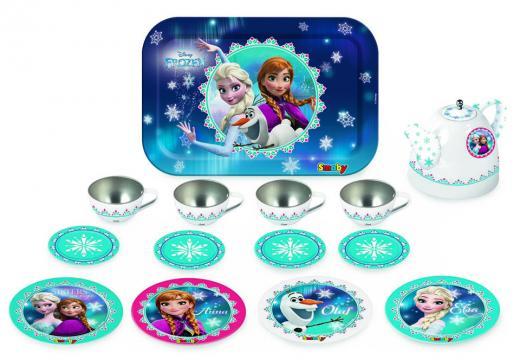 Frozen Čajový set kovový