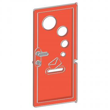 Dveře k domečku