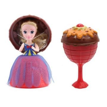 Panenka Gelato Cupcake - zmrzlinový pohár plast 16cm vonící, více druhů