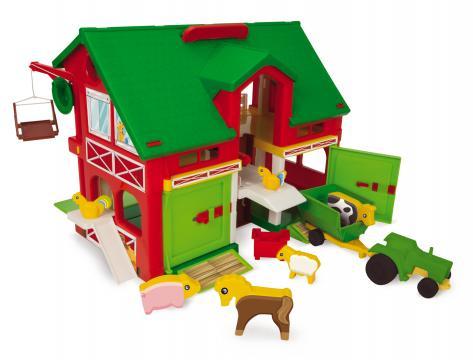 Domeček Farma a stáj