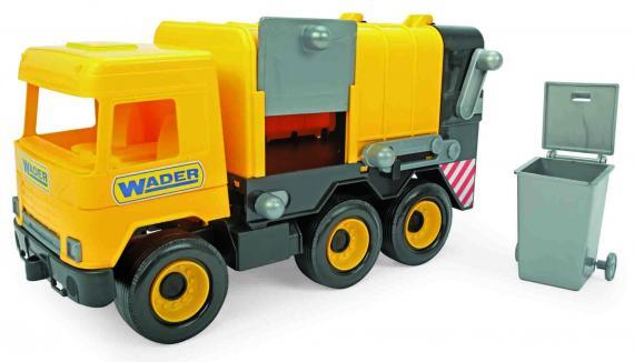 Auto Middle Truck popelář