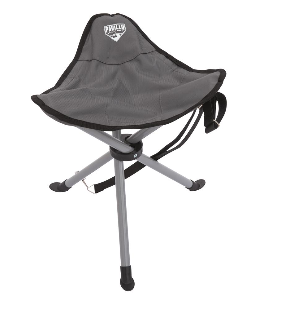 Kempovací židle 31x31x38cm