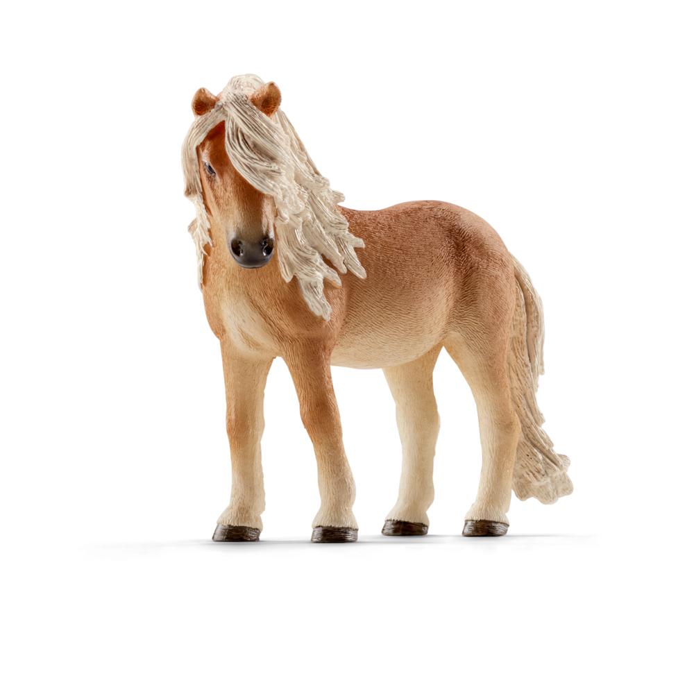 Zvířátko - kobyla islandského poníka