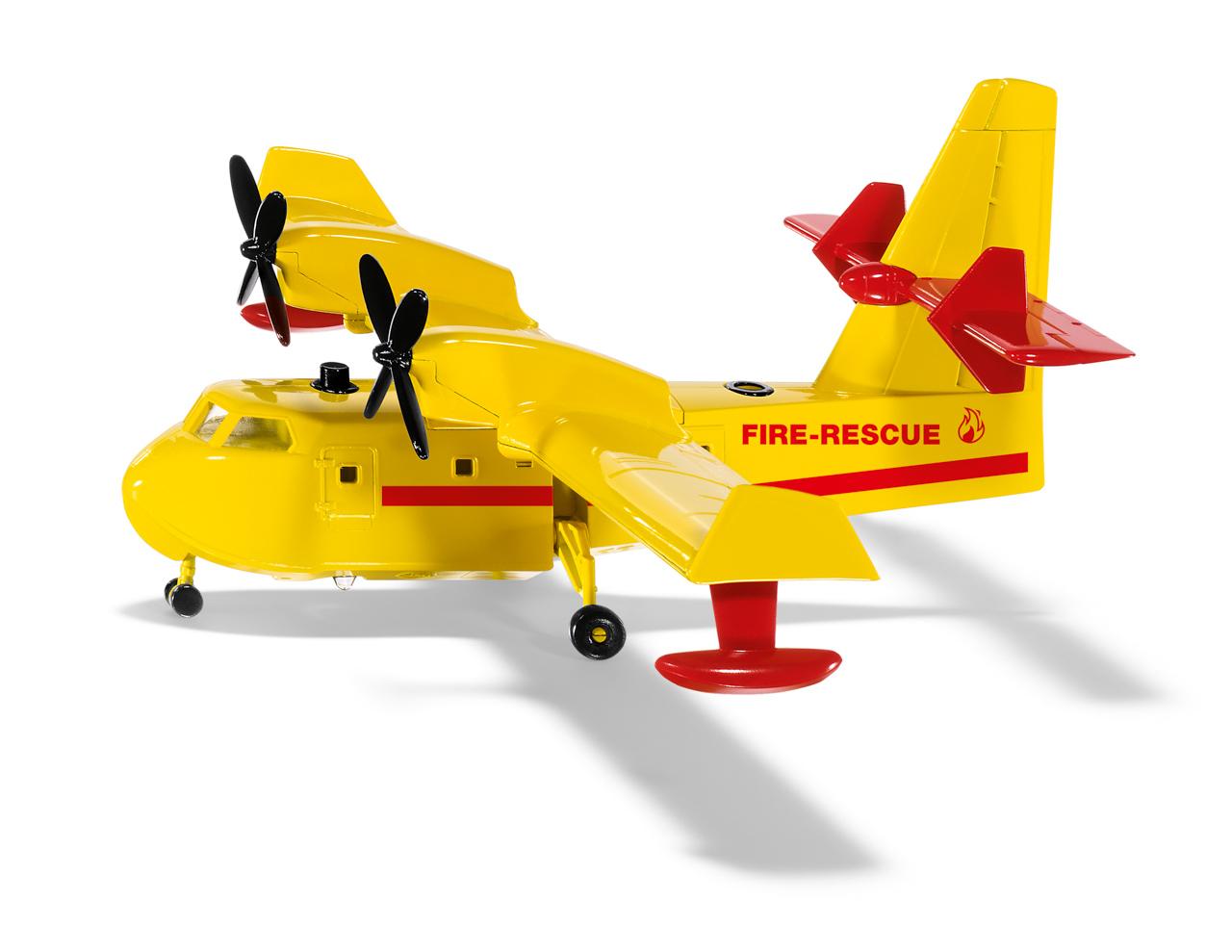SIKU Super - protipožární letadlo