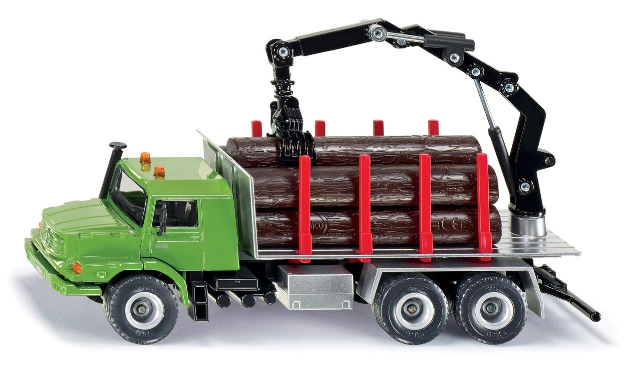 SIKU Super - Lesnický kamion, 1:50