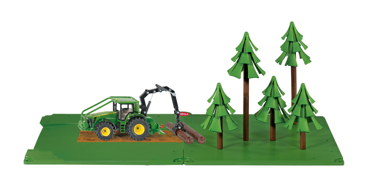 SIKU World - lesnický set