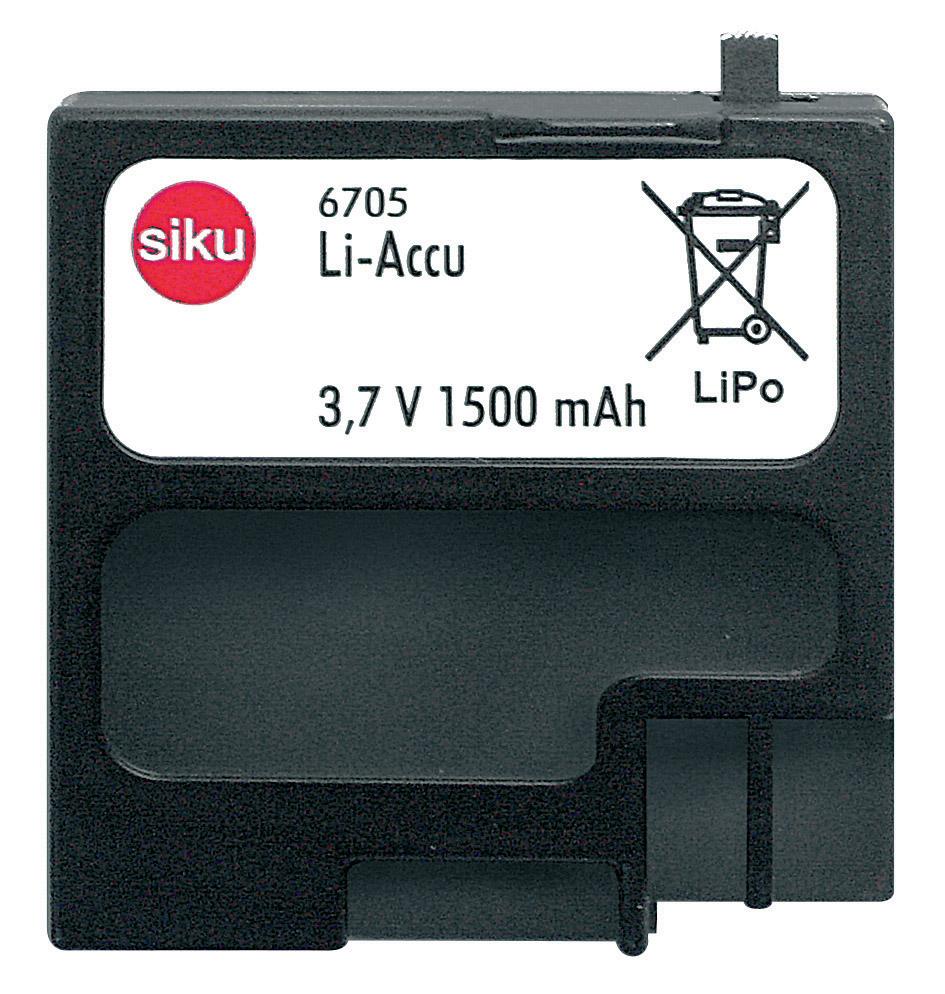 SIKU Control - RC poháněcí baterie 88x57x35 mm