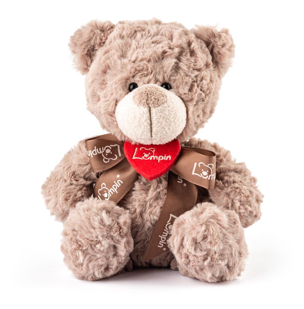 Medvěd Lumpin s mašlí, malý