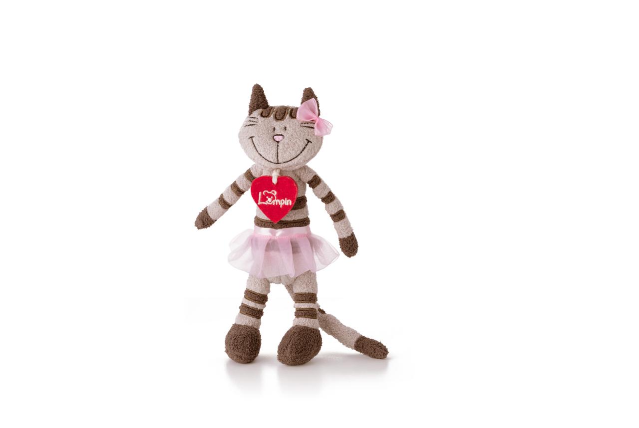 Kočka Angelique baletka, malá (22,5 cm)