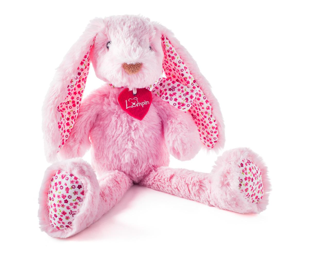 Zajíc Stella růžový velký 38 cm