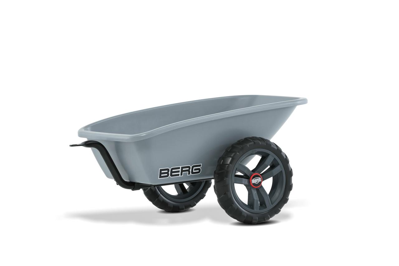 BERG Buzzy - přívěs S šedý
