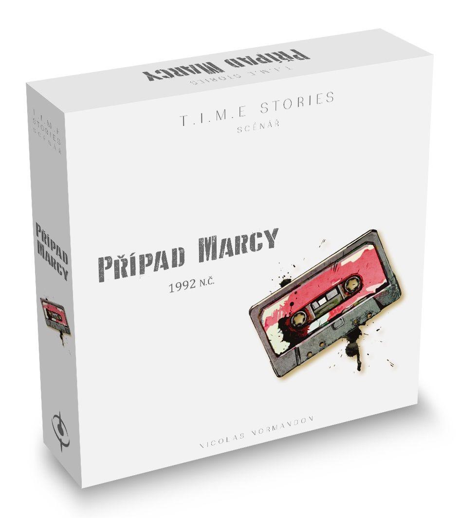 T.I.M.E. Stories - Případ Marcy