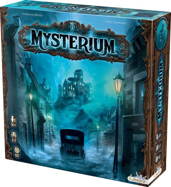 Mysterium (CZ/RO)
