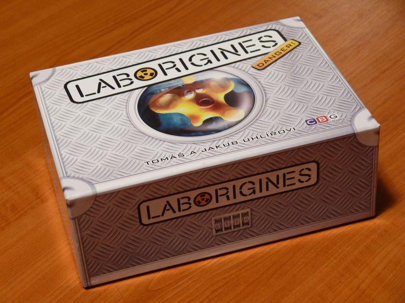 Laborigines AJ/CZ