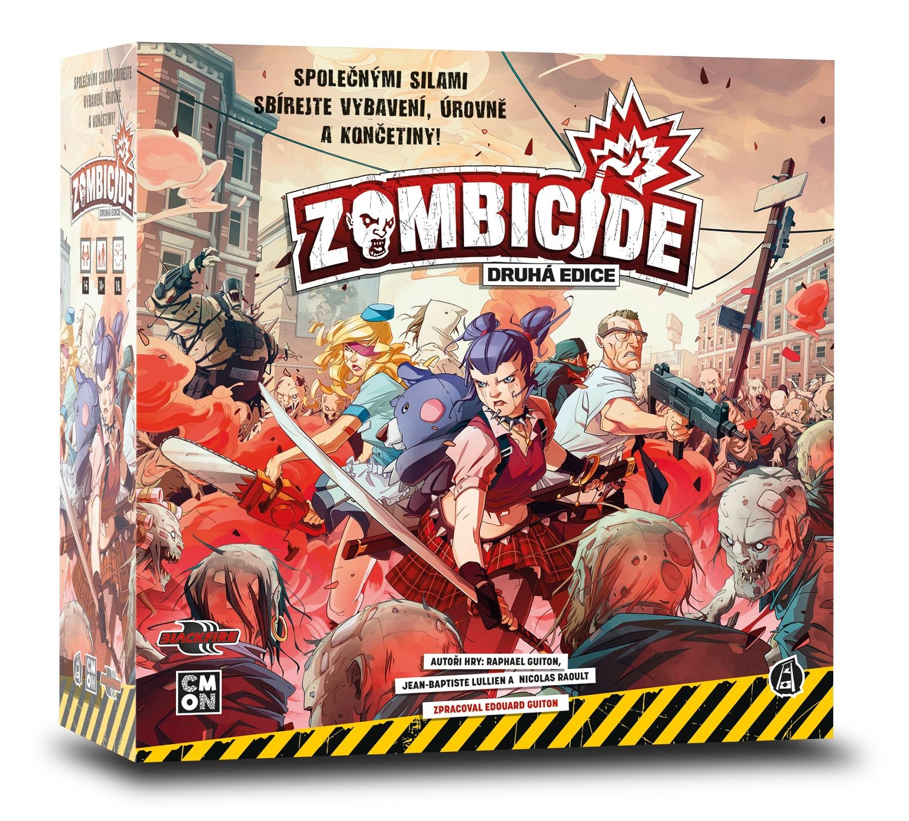 Zombicide: druhá edice