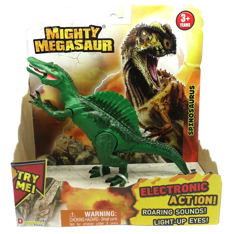 Mighty Megasaur: 20cm Dinosaurus se světly a zvuky