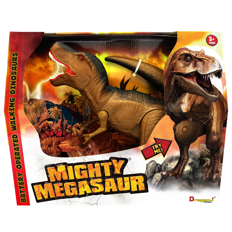 Mighty Megasaur: Chodící T-Rex se zvuky