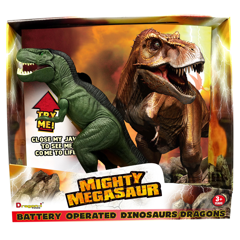Mighty Megasaur: Interaktivní dinosaurus