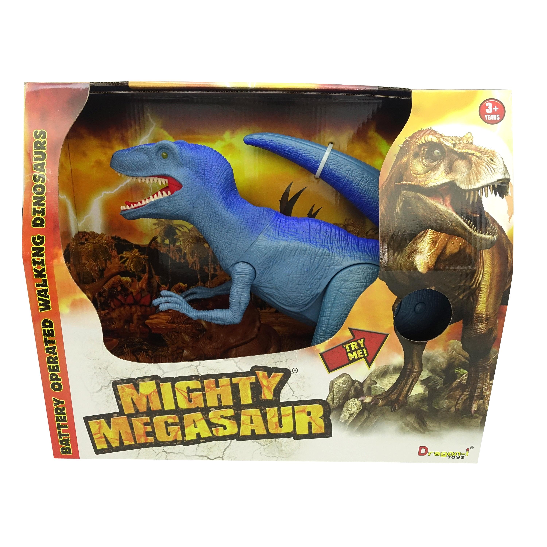 Mighty Megasaur: Chodící Raptor se zvuky