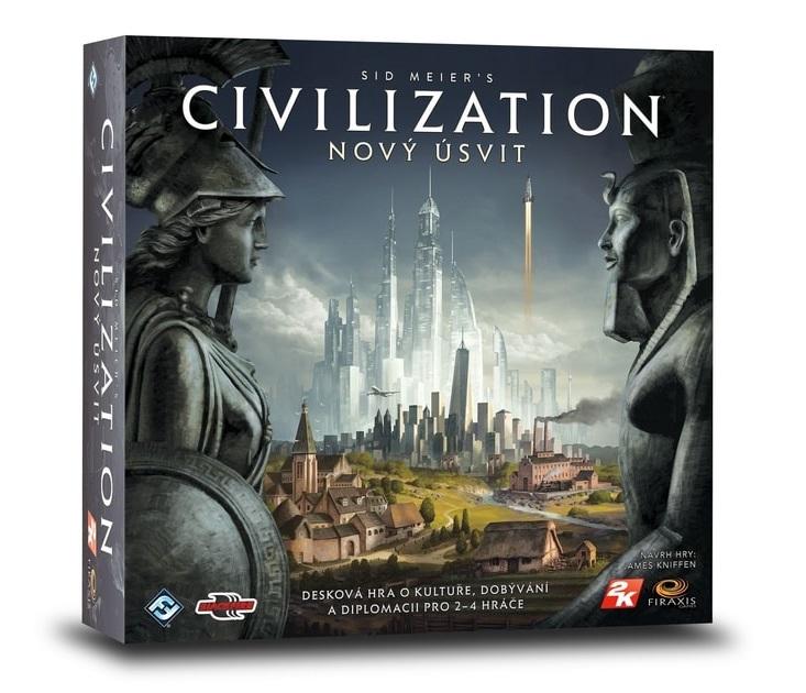 Civilizace: Nový úsvit