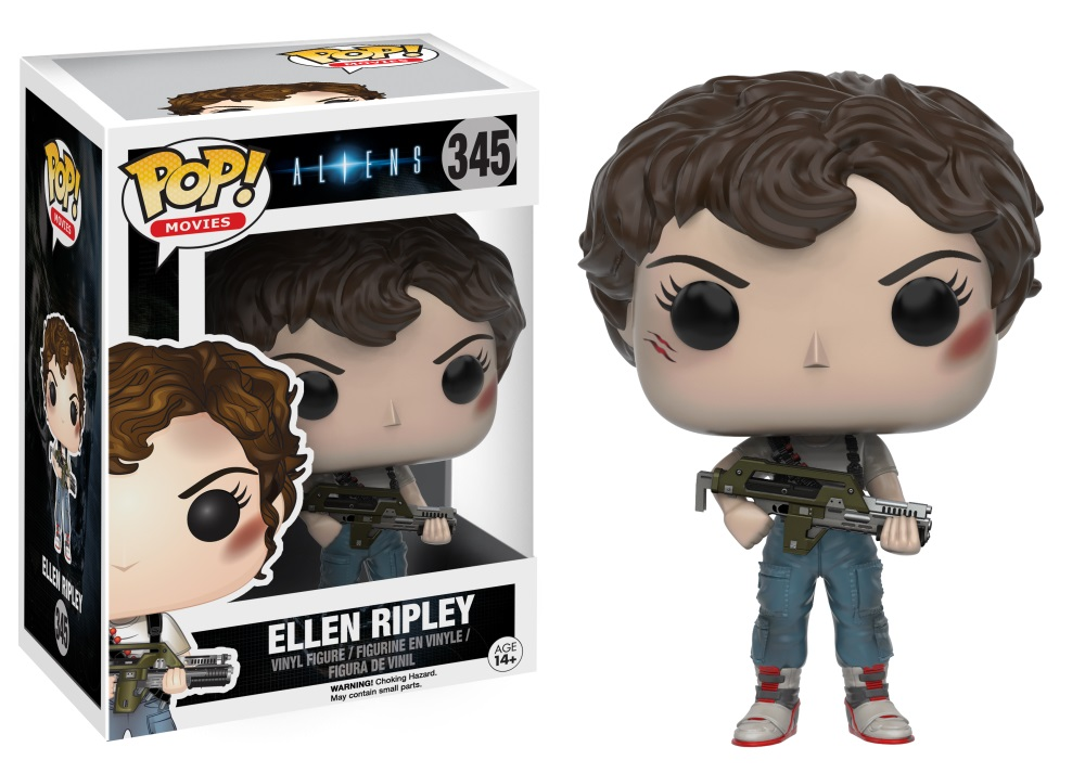 Funko POP Movies: Aliens - Ellen Ripley