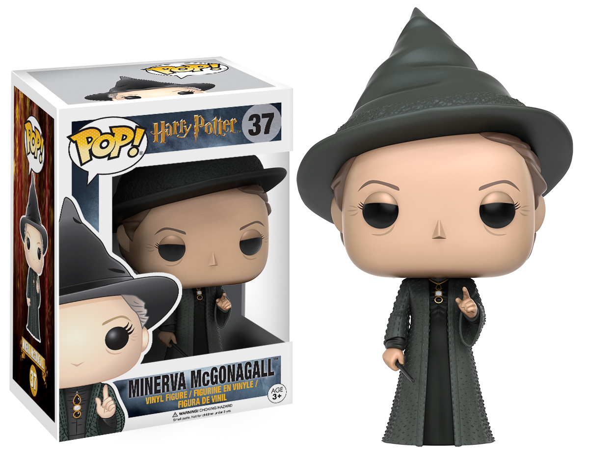 Funko POP Movies: Harry Potter - Minerva McGonagall