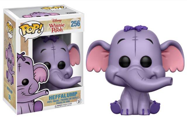 Funko POP: Disney Winnie the Pooh - Heffalump (chase)