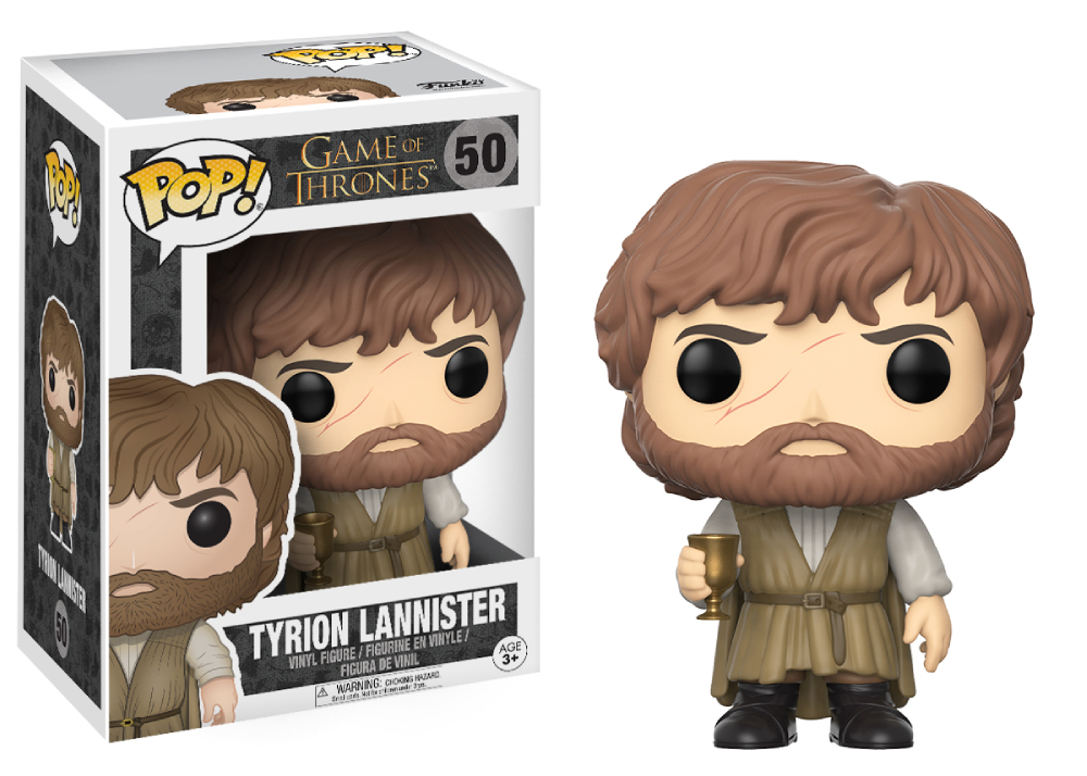 Funko POP TV: Game of Thrones S7 - Tyrion
