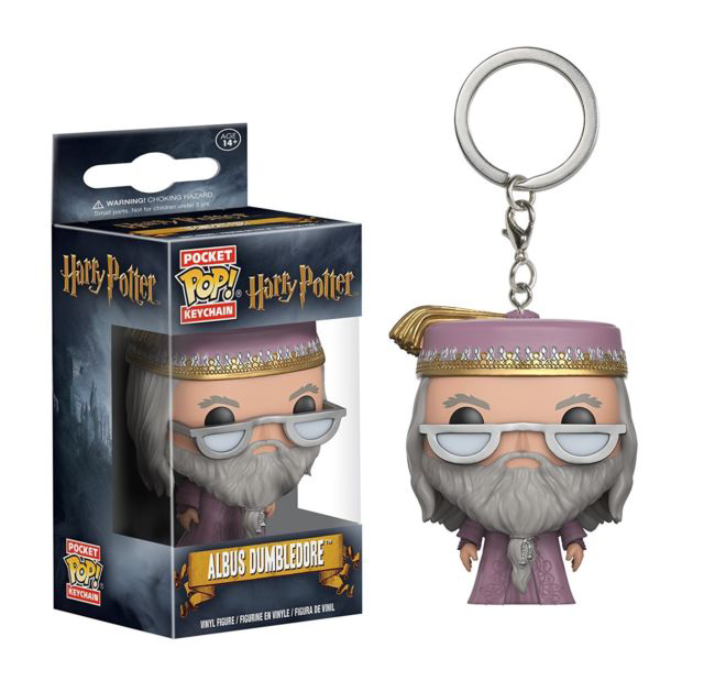Funko POP Keychain: Harry Potter - Dumbledore