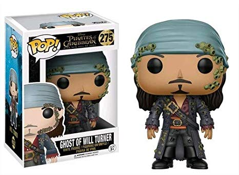 Funko POP Disney: Pirates 5 - Ghost of Will Turner