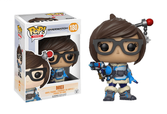 Funko POP Games: Overwatch - Mei