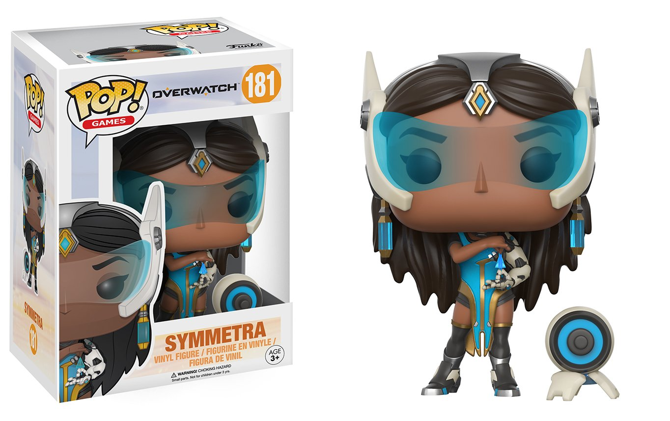 Funko POP Games: Overwatch - Symmetra