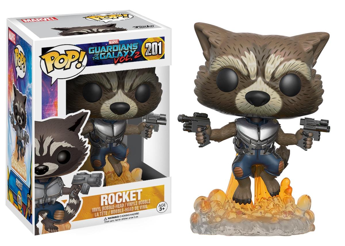 Funko POP Movies: GOTG2 - Rocket